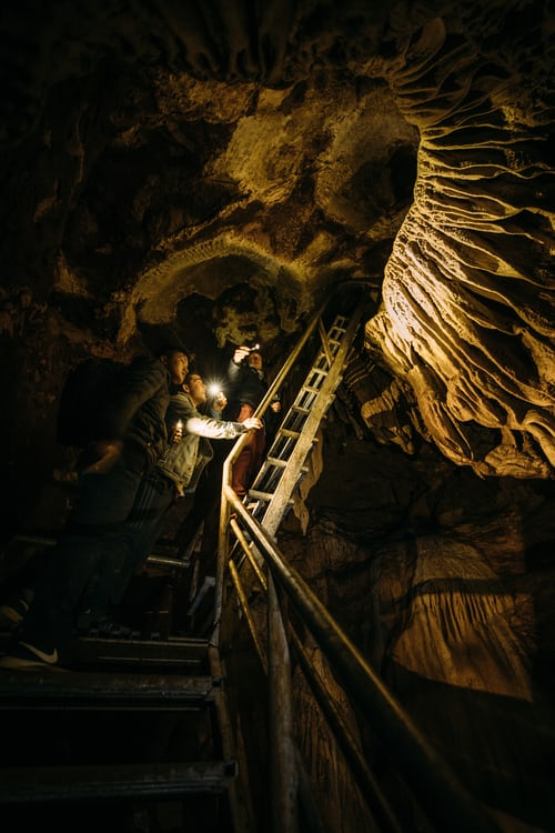 Why Do People Involve In Caving Activities?
